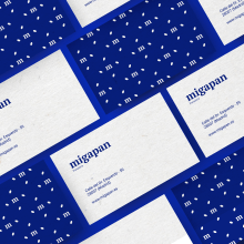 Migapan. A Br, ing, Identit, Graphic Design, and Packaging project by Juana Tobaruela - 02.05.2019