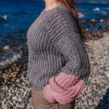 Mi Proyecto del curso: Crochet: crea prendas con una sola aguja. Un proyecto de Fotografía con móviles, Tejido y Crochet de Micaela Vitacca - 18.02.2021