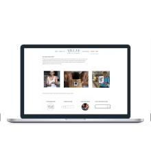 STELAR | Ecommerce Build & Ongoing Consultancy. A Marketing, Web Design, Web Development, Digital Marketing, and Content Marketing project by Ellie Rivers - 02.20.2021