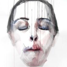 Construcciones en estado líquido. Um projeto de Ilustração, Artes plásticas, Pintura e Pintura em aquarela de Berta Llonch - 22.02.2021
