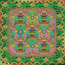 Meu projeto do curso: Ilustração para patterns com alma. Un proyecto de Diseño de complementos, Diseño de moda y Estampación de Daniel Guerra Quintão - 23.02.2021