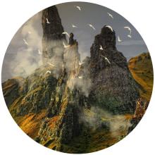 Mi Proyecto del curso: Matte Painting: creando mundos fotorrealistas. Un proyecto de Retoque fotográfico de Andrés Navas - 26.02.2021