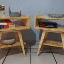 Mi Proyecto del curso: Diseño y construcción de muebles para principiantes. Un proyecto de Diseño industrial, Diseño de producto, Diseño 3D y Carpintería de Alejandro Rubio - 05.02.2021
