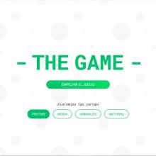 Mi Proyecto del curso: Introducción a la programación en JavaScript. Un proyecto de Diseño Web, Desarrollo Web y Javascript de Alba García - 01.03.2021