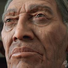 American Pride. Um projeto de 3D, Modelagem 3D e Design de personagens 3D de Pedro Javier Asuar Catalán - 03.03.2021