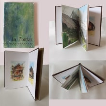 Deux livres.... A Crafts, and Paper Craft project by Lucie Thiam Bouleau - 03.04.2021