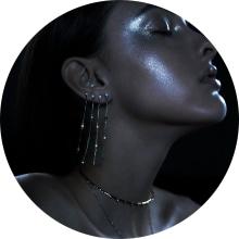 Moda - Campanha de joias. Um projeto de Moda de Vanessa Rozan - 31.05.2016