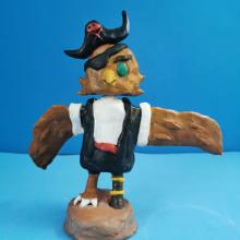Capitan Hoot Hoot. Un proyecto de Diseño de juguetes y Art to de Marcos Thimmig - 05.03.2021