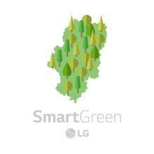 LG Smart Green. Um projeto de Design digital e Design interativo de Pedro López - 10.03.2021