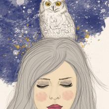 Mi Proyecto del curso: Técnicas de ilustración con acuarela digital. Un proyecto de Ilustración digital de Anne González - 23.03.2020
