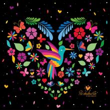 Pa´chulearte. Un proyecto de Ilustración vectorial e Ilustración digital de Anne González - 09.12.2020