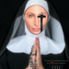 Reto Creativo para la película 'La Monja' // 'The Nun' Movie Creative Invite. Un proyecto de Cine, vídeo, televisión, Cine, Diseño de carteles y Fotomontaje de Nacho Quiroga - 27.07.2018