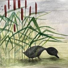 Mi Proyecto del curso: Experimentación gráfica para relatos ilustrados. Un proyecto de Creatividad, Stor, telling e Ilustración infantil de Roberta Nozza - 15.03.2021