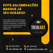 Social Media Studio Trio Art. Un projet de Design graphique , et Réseaux Sociaux de Diego Lucas Barbosa - 16.01.2021