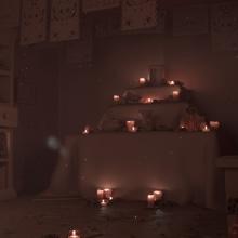 Ofrenda Dia de Muertos . Un proyecto de 3D, Modelado 3D y Diseño 3D de Sebastian Hernandez Maldonado - 01.11.2020