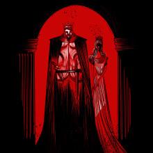Rainha Vermelha - Red Queen. Un projet de Illustration, Design graphique, Dessin, Dessin numérique , et Narration de Weberson Santiago - 16.03.2021