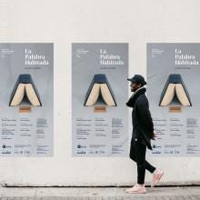 La palabra habitada. Um projeto de Fotografia, Design editorial e Design gráfico de Artídoto Estudio - 17.03.2021