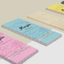 Chocolate Marqués · Free from. Un proyecto de Diseño, Ilustración, Dirección de arte y Packaging de Diego Checa - 20.03.2021