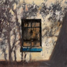 Trying to catch the fleeting shadows.. Un progetto di Pittura ad olio di Remi Cárdenas - 23.03.2021
