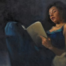 Silent moments in lockdown.. Un progetto di Pittura ad olio di Remi Cárdenas - 23.03.2021