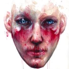 Expressive Color Study . Un progetto di Pittura, Pittura ad acquerello, Pittura acrilica , e Pittura gouache di Arthur Braud - 24.03.2021