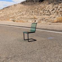 Render de mobiliario diseñado en Fusion 360.. Un proyecto de Arquitectura y Diseño de muebles de Kassandra García - 24.03.2021