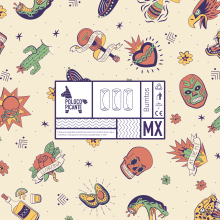 Poloco Picante. A Design, Illustration, Br, ing, Identit, Character Design, Packaging, Vector Illustration, Creativit, Logo Design, Digital illustration, and Digital Drawing project by Javier Martín Sanz de Bremond - 08.10.2020