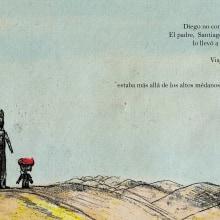 La función del Arte 1 / Eduardo Galeano. Um projeto de Ilustração editorial de Florencia Poquet - 25.03.2021