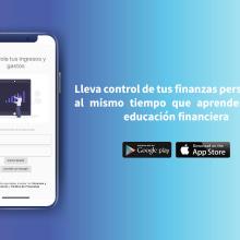 Diseño de App - Finanzas personales . A App Development project by Juan Pablo Ortiz - 03.26.2020