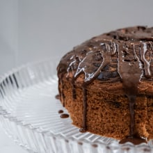 Fania's Desserts - logo design & social media. A Packaging, Social Media, Logo Design, Food photograph, Instagram photograph & Instagram Marketing project by Nicole Waddill - 11.11.2020