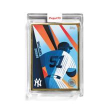 Baseball Card. Un progetto di Design, Illustrazione, Illustrazione vettoriale e Illustrazione digitale di Nathan Jurevicius - 02.04.2021
