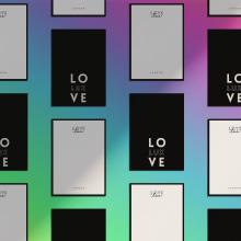 Love Lux London. A Br, ing & Identit project by Mumfolk Studio - 04.04.2021