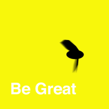 Be Great!. A 2D Animation project by Domanique Cummings - 08.15.2017