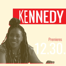 Kennedy Web Series Premiere. A 2D Animation project by Domanique Cummings - 12.30.2018