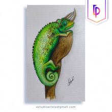 Ilustraciones naturalistas con Acuarela . Un proyecto de Ilustración naturalista de Lorna Palomares - 05.04.2021