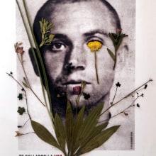 Te callaron la voz, pero las flores ya habían salido.. A Collage project by Celia Vidaurre Heras - 05.04.2021