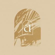 Amaretto events. A Kunstleitung, Grafikdesign und Logodesign project by Revel Studio - 06.04.2021