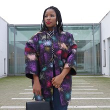 Coat of many colours!. A Fashion, and Sewing project by Juliet Uzor - 04.07.2021