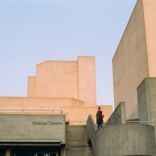 Southbank simplicity. A Analog photograph project by Lola McCarthy - 04.08.2021