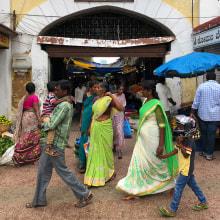 Ensaio Mysore - India. Un proyecto de Fotografía y Fotografía documental de Lia Caldas - 01.07.2018