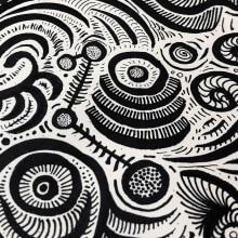 Grafismos. Un proyecto de Ilustración y Dibujo de Lia Caldas - 10.12.2020