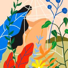 Emociones. Um projeto de Ilustração de Gisele Murias - 10.04.2021