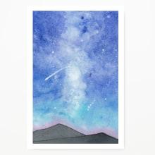 Mis Galaxias. Un proyecto de Ilustración, Pintura y Pintura a la acuarela de Javiera Videla - 26.12.2019