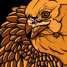 Mi Proyecto del curso: Arte vectorial: refleja tu estilo con Illustrator . Un proyecto de Ilustración, Ilustración vectorial y Diseño de tatuajes de Luis Daniel Pérez Molina - 14.04.2021