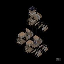 Micronomadism. Un proyecto de Arquitectura y Diseño industrial de SSCAR Architecture - 15.04.2021