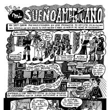 Mi Proyecto del curso:  Creación de novelas gráficas autobiográficas. A Comic project by Marcela Trujillo Espinoza - 15.04.2021