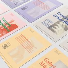Mujeres vanguardistas - 8M - Colección. A Art Direction, Graphic Design, and Creativit project by Sofía Gregorio - 04.16.2021