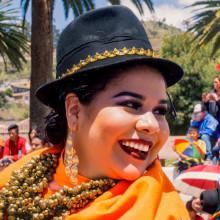 Turismo en la ciudad - Carnaval de Guaranda. Un proyecto de Fotografía en exteriores de Víctor Macías Pincay - 17.04.2021