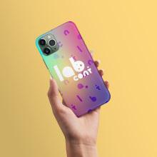 Identidade Visual - LabCont. Un proyecto de Br, ing e Identidad, Diseño de logotipos y Diseño digital de Carolina Pereira - 20.04.2021
