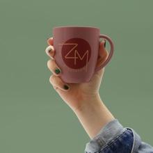 Identidade Visual - Zami Arquitetura. Un proyecto de Br, ing e Identidad, Diseño gráfico, Diseño de logotipos y Diseño digital de Carolina Pereira - 20.04.2021